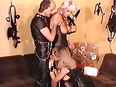 Teresa Orlowski - Fetish group sex (rare classic)