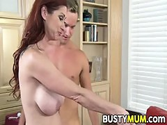 Tiffany Mynx has big tits