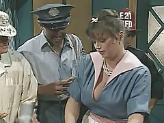 Tracey Adams GangBang