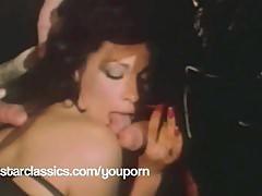 Peep show pornstar gang bang