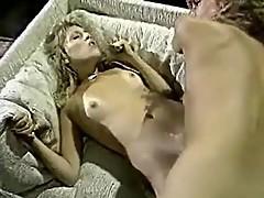 Barbara Dare with girlfriend