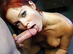 Cock hungry Barrett Moore