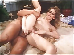 Summer Rose and Carol Titian fucked by Billy Dee