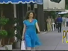 Vintage: Bridgette Monet Screws Her Driver