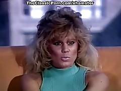 Colleen Brennan, Jamie Summers, Buck Adams in classic porn
