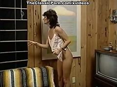 Janette Littledove, Buck Adams, Jerry Butler in vintage porn movie