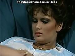 Janette Littledove, Buck Adams, Jerry Butler in vintage porn site