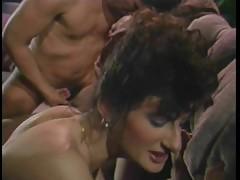 Tail for Sale (1989) Scene 5-6-7. Keisha, Jon Martin, Sharon Mitchell, Buck Adams, Faith Turner, Don