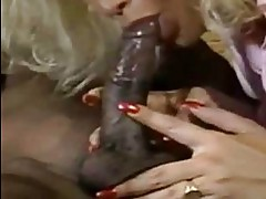Chanel Price Retro Blondie Drilled By A BBC