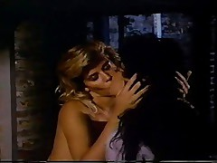 Ginger Lynn And Chelsea Blake Jailhouse Girls Lesbian Scene
