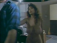 Christy Canyon and Nick East