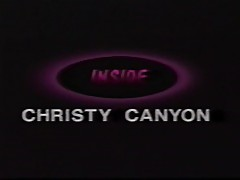 Inside Christy Canyon - 1986