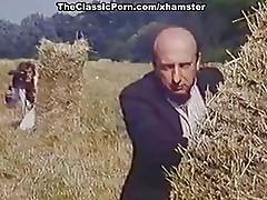 Cicciolina (Ilona Staller), Guido Sem, Anna Fraum in classic