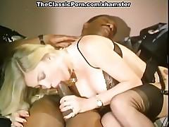 Cicciolina, Moana Pozzi, Aja in classic xxx clip