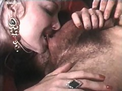 Moana Pozzi and Ilona Staller hardcore scene compilation from Mundial Sex