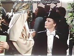 Darby Lloyd Rains, Levi Richards, Mary Stuart in vintage