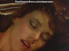 Debbie Evans, Blair Harris, Don Fernando in vintage sex