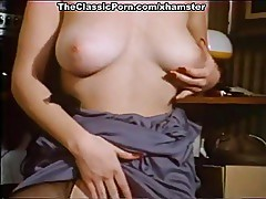 Don Fernando, Jesse Adams in vintage porn movie