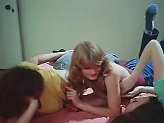 Dorothy Lemay lesbian threesome