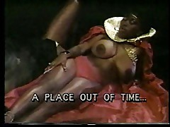 Ebony Ayes (Black American) & F.M. Bradley (Black American)