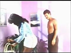 Ebony Ayes Fucks Scott Irish