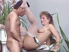 Erica Boyer - Billy Dee & Tom Byron