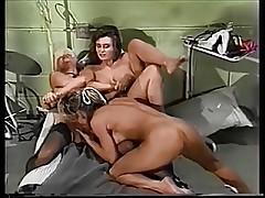 Erica Boyer, Rachel Ryan & Sharon Kane lesbian threesome