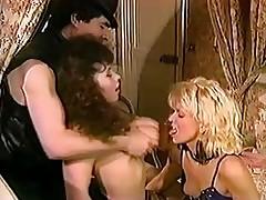 80's Keisha - Sharon Kane & Jamie Gillis
