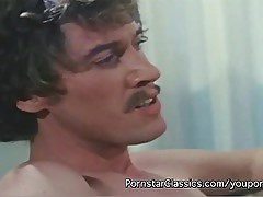 Porn star legend John Holmes fucking SEKA with Jamie Gillis