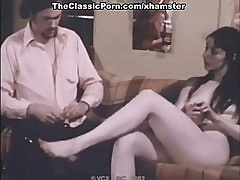 John Holmes, Cyndee Summers, Suzanne Fields in classic xxx