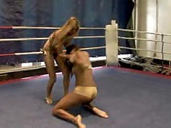 NudeFightClub presents Cindy Hope vs. Keisha Kane