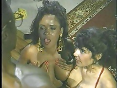 Leanna Foxxx, Jeannie Pepper - Girlz In The Hood
