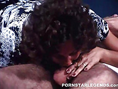 Linda Lovelace famous deep throat blowjob