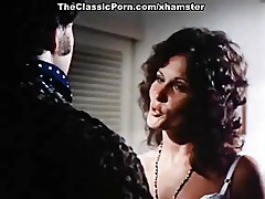 Linda Lovelace, Harry Reems, Dolly Sharp in classic porn