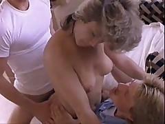 Marilyn Chambers DP Threesome