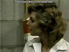Misty Regan, Herschel Savage, Tom Byron in classic xxx video