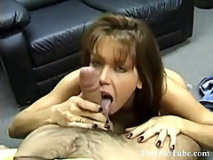 Nici Sterling Blowjob
