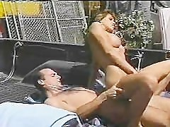 Nici Sterling Takes A Ride In His Truck