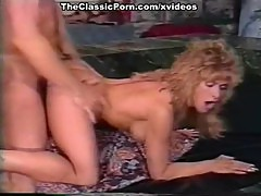 Barbara Dare, Nina Hartley, Erica Boyer in vintage porn clip