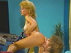 Gail Sterling And Nina Hartley Lesbian Scene