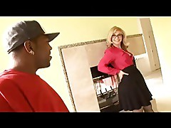 Nina Hartley Takes A Thick BBC