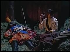 Nina Hartley, Jonathan Morgan - Three musketeers 04