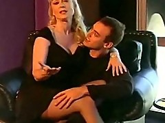 Nina hartley teaching young stud how to fuck