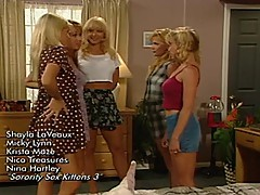 nina hartley - deep inside five sorority sisters