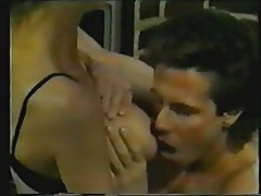 Pat Manning & Peter North Classic Anal