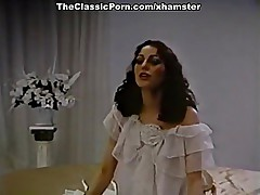 Annette Haven, Paul Thomas, Jamie Gillis in classic sex