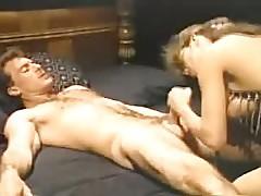 Racquel Darrian rare scene - No Condom with Randy Spears