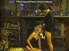 Linda Wong, Richard Pacheco, Lili Marlene in vintage fuck scene