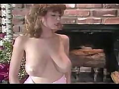 Christy Canyon and Rikki Blake - Hot Lesbian Scene