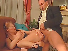 Sally layd gets butt fucked by roberto malone - 3 part 1